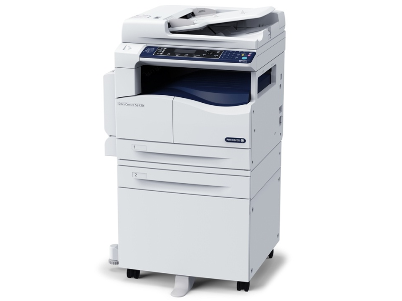 May Photocopy Fuji Xerox DocuCentre S2420-S2220